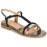 Schoenen Dames Sandalen / Open schoenen Karston SOBIO Zwart