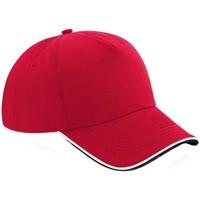 Accessoires Pet Beechfield B25C Klassiek rood/zwart/wit
