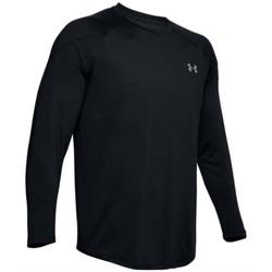 Textiel Heren T-shirts met lange mouwen Under Armour Recover Longsleeve Noir