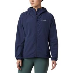 Textiel Dames Sweaters / Sweatshirts Columbia Sweet Panther Jacket Bleu marine