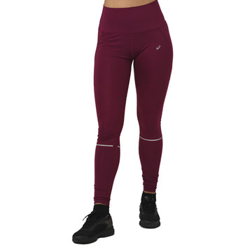 Textiel Dames Leggings Asics System Tight W Bordeaux