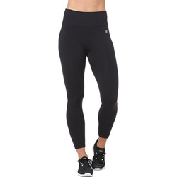 Textiel Dames Leggings Asics Seamless Cropped Tight Noir