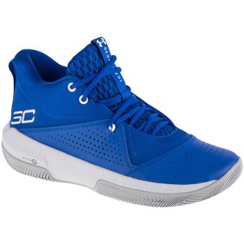 Schoenen Heren Basketbal Under Armour SC 3Zero IV Bleu
