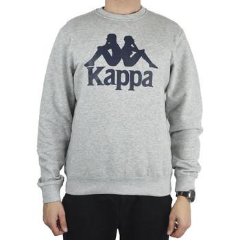 Textiel Heren Sweaters / Sweatshirts Kappa Sertum RN Sweatshirt Grise