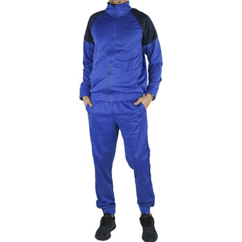 Textiel Heren Trainingspakken Kappa Ulfinno Training Suit Bleu