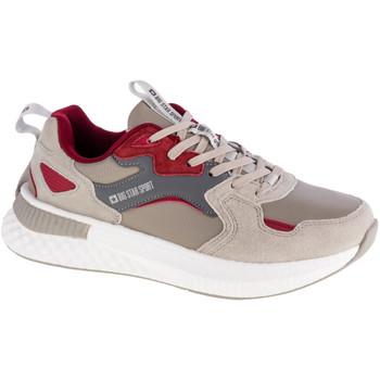 Schoenen Heren Lage sneakers Big Star Shoes Beige