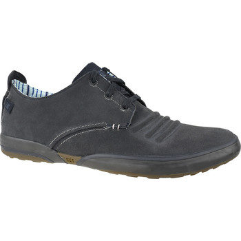 Schoenen Heren Lage sneakers Caterpillar Electroplate Leather Grise