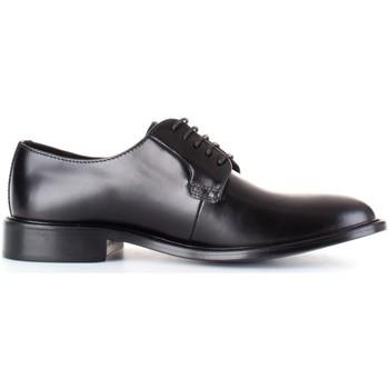Schoenen Heren Derby Manuel Ritz 3030Q503-213351 Nero