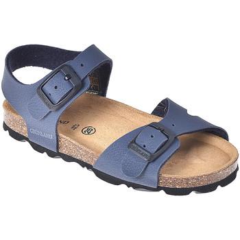 Schoenen Kinderen Sandalen / Open schoenen Grunland SB0025 Blauw