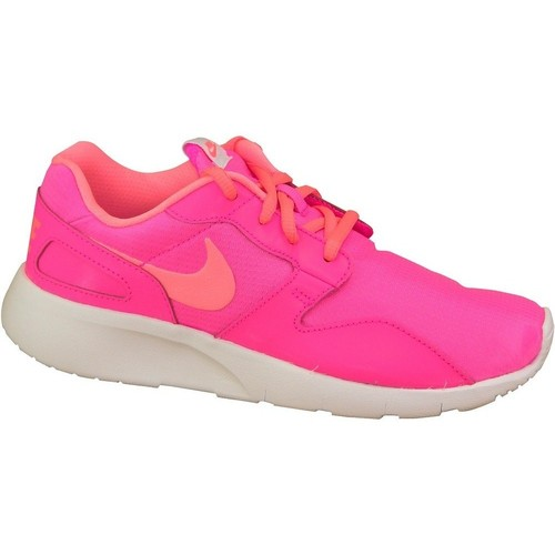 Schoenen Dames Lage sneakers Nike Kaishi Gs 705492-601 Orange,Pink