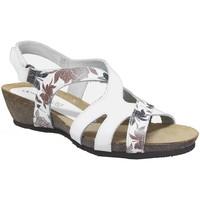 Schoenen Dames Sandalen / Open schoenen Xapatan 4162 Wit leer