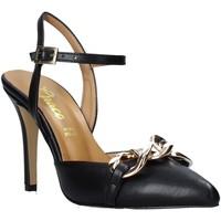 Schoenen Dames pumps Grace Shoes 038064 Zwart