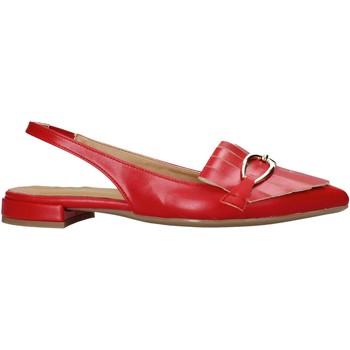 Schoenen Dames Ballerina's Grace Shoes 521T062 Rood