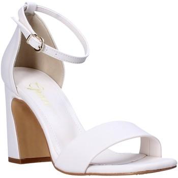 Schoenen Dames Sandalen / Open schoenen Grace Shoes 2384001 Wit