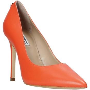 Schoenen Dames pumps Guess FL5GV4 LEA09 Oranje