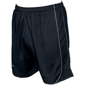 Textiel Korte broeken / Bermuda's Precision  Zwart/Wit
