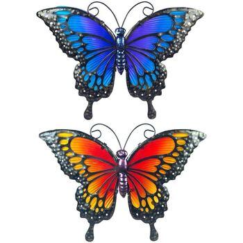 Wonen Buiten verlichting Signes Grimalt Butterfly In September 2U Multicolor