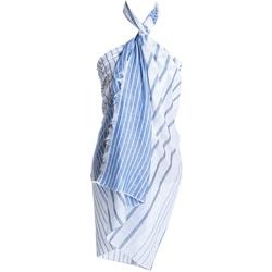 Textiel Dames Pareo Isla Bonita By Sigris Pareo Azul