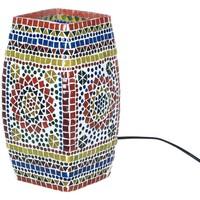Wonen Tafellampen Signes Grimalt Mosaic Lamp Multicolor