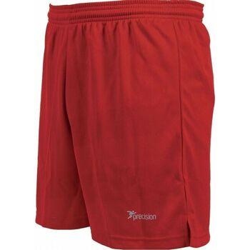 Textiel Kinderen Korte broeken / Bermuda's Precision  Rood