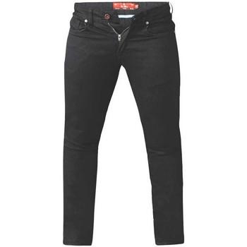 Textiel Heren Skinny jeans Duke  Zwart