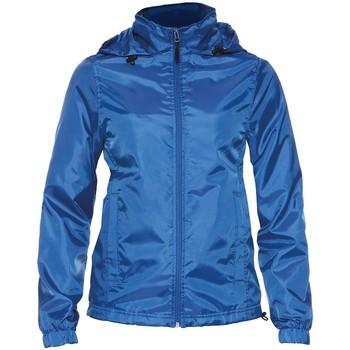 Textiel Dames Jacks / Blazers Gildan WR800L Koningsblauw