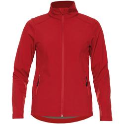 Textiel Dames Jacks / Blazers Gildan GH115 Rood