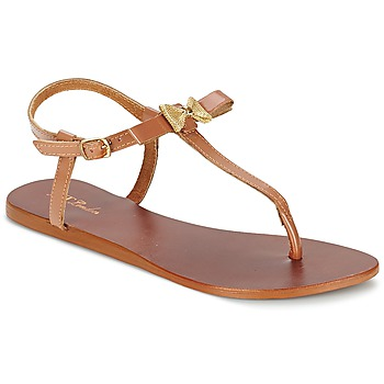 Schoenen Dames Sandalen / Open schoenen Betty London BASTINE Camel