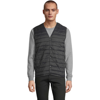 Textiel Vesten / Cardigans Sols ARTHUR Negro profundo