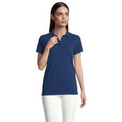 Textiel Dames Polo's korte mouwen Sols OWEN WOME Azul oscuro