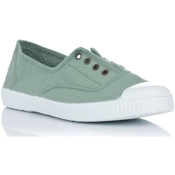 Schoenen Sneakers Victoria 106623 Groen