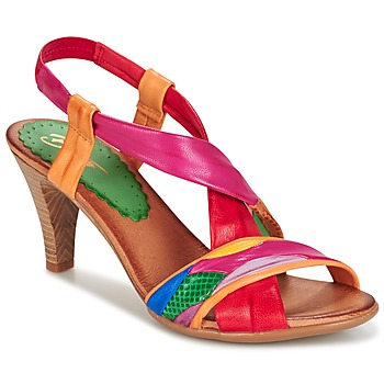 Schoenen Dames Sandalen / Open schoenen Betty London POULOI Multi