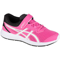 Schoenen Kinderen Running / trail Asics Ikaia 9 PS Rose