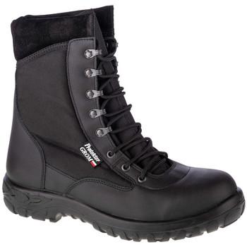 Schoenen Heren veiligheidsschoenen Protektor Grom Noir
