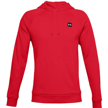 Textiel Heren Sweaters / Sweatshirts Under Armour Rival Fleece Hoodie Rouge