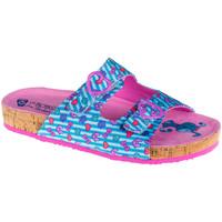 Schoenen Kinderen Leren slippers Skechers Granola Bleu