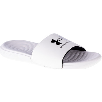 Schoenen Heren slippers Under Armour Ansa Fixed Slides Blanc