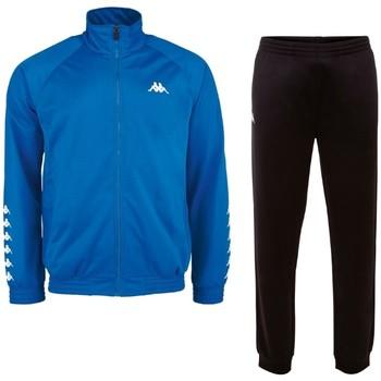 Textiel Heren Trainingspakken Kappa Till Training Suit Bleu