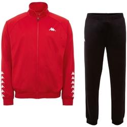 Textiel Heren Trainingspakken Kappa Till Training Suit Rouge