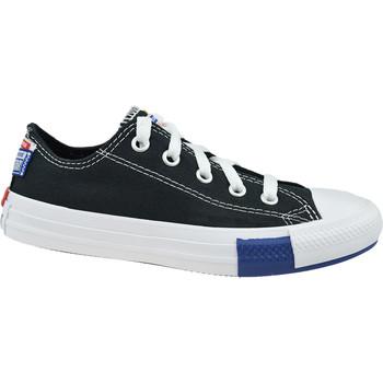 Schoenen Kinderen Lage sneakers Converse Chuck Taylor All Star Jr Noir