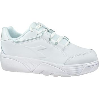 Schoenen Dames Lage sneakers Diadora Majesty Blanc