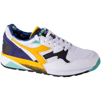 Schoenen Heren Lage sneakers Diadora N9002 Kromadecka Blanc