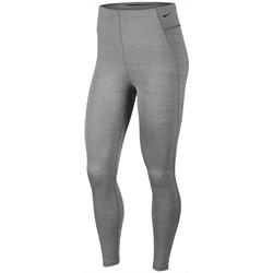 Textiel Dames Leggings Nike W NK Sculpt Victory Tights Grise