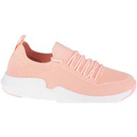 Schoenen Dames Lage sneakers Big Star Shoes Rose