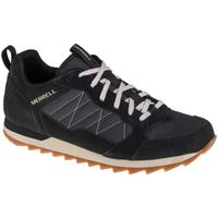 Schoenen Heren Lage sneakers Merrell Alpine Sneaker Noir