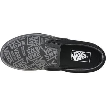 Schoenen Dames Lage sneakers Vans 66 Classic Slip-On Platform Noir