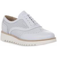Schoenen Dames Lage sneakers NeroGiardini NERO GIARDINI 707SKIPPER BIANCO Bianco