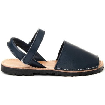 Schoenen Kinderen Sandalen / Open schoenen Purapiel 69723 BLUE