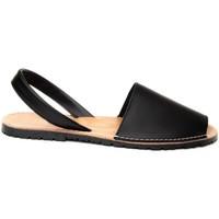 Schoenen Dames Sandalen / Open schoenen Purapiel 69728 BLACK