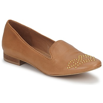 Schoenen Dames Mocassins Betty London CHEFACHE Camel